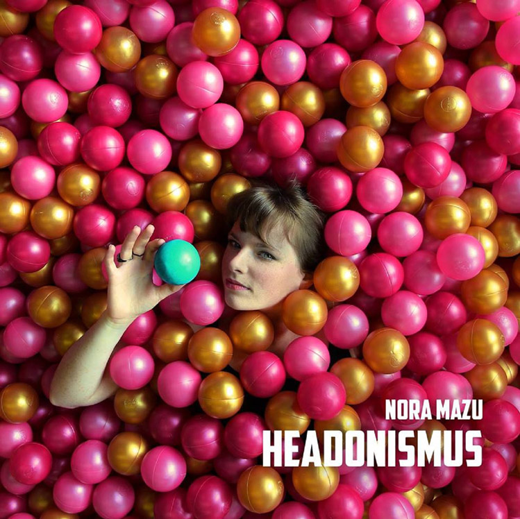 Nora Mazu - Headonismus - Cover
